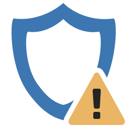 Icon Secure Warning